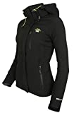 Geographical Norway Damen Softshell Funktions Jacke Outdoor Regen wasserabweisend - 2