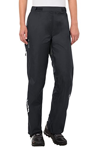 VAUDE Damen Hose Tremalzo Zip Off Rain Pants