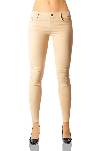 Damen Hose Treggings Skinny Nr.359
