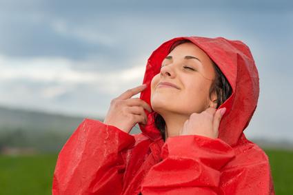 Regenmantel waschen - so bleibt das gute Stück wasserdicht