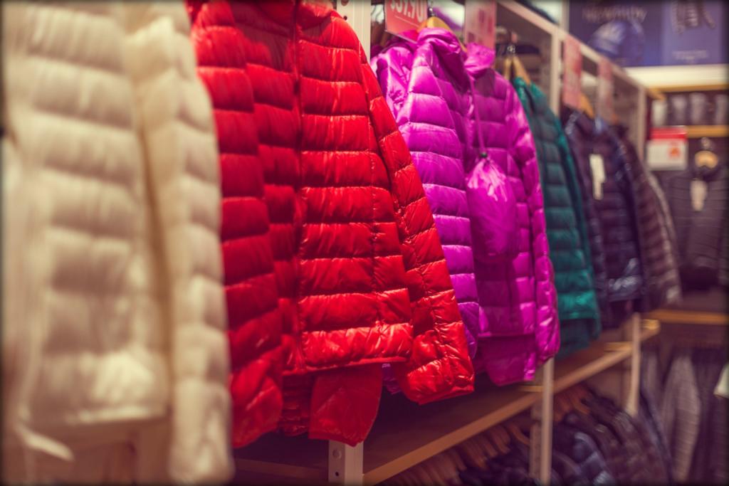 Daunenjacke waschen - So wäschst du trocknest du eine Jacke mit einer Daunenfüllung